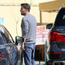 Ben Affleck- March 6, 2016- Jennifer Garner and Ben Affleck Are Spotted Out Together