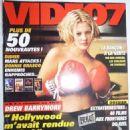 Drew Barrymore - Video 7 Magazine Cover [France] (December 1997)