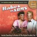 BABES IN ARMS  Starring Jack Cassidy and Mary Martin - 454 x 452