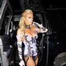 Paris Hilton – Casamigos Halloween Party 2019 in Beverly Hills