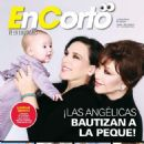 Angélica Vale, Angelica Maria and Angelica - EnCorto magazine Mexico April 2013