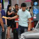 More of Taylor Shooting Tracers on 6.24