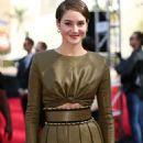 Shailene Woodley 2014 Mtv Movie Awards In La