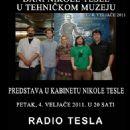 Nikola Tesla  -  Publicity