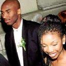 Kobe Bryant and Brandy - 225 x 300