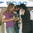 Jimmy Page, John Bonham, Robert Plant - 410 x 552