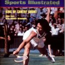 Billie Jean King - Sports Illustrated Magazine Cover [United States] (16 July 1973)
