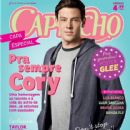 Cory Monteith - Capricho Magazine Cover [Brazil] (28 July 2013)