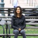 Victoria Justice On The Eye Candy Set In Nyc