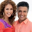 Lucero and Jaime Camil