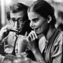 Mariel Hemingway and Woody Allen
