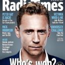 Tom Hiddleston - Radio Times Magazine Cover [United Kingdom] (8 April 2017)
