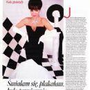 Joan Collins - Gala Magazine Pictorial [Poland] (24 June 2019) - 454 x 642