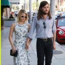 Dianna Agron and Winston Marshall - 454 x 679