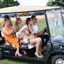 Amber Le Bon at Westchester Cup in London - 454 x 445