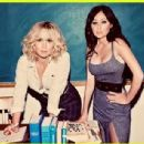 Jennie Garth, Shannen Doherty - Entertainment Weekly Magazine Pictorial [United States] (5 September 2008)