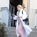 Abigail Breslin on the Set of Scream Queens in Los Angeles 08/19/2016