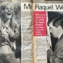 Raquel Welch and Patrick Curtis - Australasian Post Magazine Pictorial [Australia] (12 February 1970) - 454 x 295