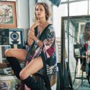 Alicia Vikander – Photoshoot for DuJour, 2015