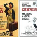 CARNIVAL 1961 Broadway Musical Starring Jerry Orbach - 454 x 340