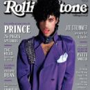 Prince - Rolling Stone Magazine Cover [France] (June 2016)