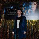 Hatice Aslan attend the Çekmeceler Premiere