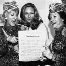 Over Here! Original 1974 Broadway Cast Starring The Andrew Sisters - 454 x 358
