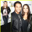 Corbin Bleu and Sasha Clements - 300 x 300