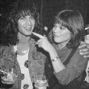 Eddie Van Halen & Valerie Bertinelli - 454 x 584