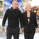 Singer/Actress Alecia Moore aka Pink and Carey Hart attend the