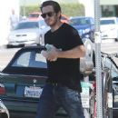 Jake Gyllenhaal out in LA (August 8)