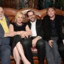 Francis Ford Coppola, Patricia Arquette, Eric White, Richard Linklater and Lorelei Linklater