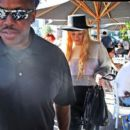 Iggy takes mom for lunch, then a ride in her Ferrari