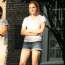 Emma Watson - At The Brown University, Rhode Island (09/04/09)