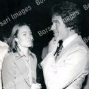 Michelle Phillips and Warren Beatty - 454 x 585