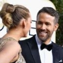 Ryan Reynolds and Blake Lively : 74th Annual Golden Globe Awards - 454 x 304