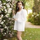 Lily Collins - Seventeen Magazine Pictorial [United States] (March 2012)