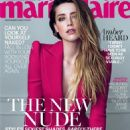 Amber Heard - Marie Claire Magazine Cover [Malaysia] (February 2016)