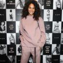 Angel Sara Sampaio And Designer Lisa Chavy Introduce 'LIVY' At Victoria's Secret - 400 x 600