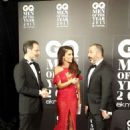 Cem Yilmaz & Ozan Guven  attend GQ Men of the Year Awards Istanbul - 454 x 807