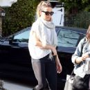 Kate Beckinsale in Leggings – Out in Los Angeles