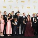 Game of Thrones Cast and Crew - September 20, 2015- 67th Annual Primetime Emmy Awards - Press Room - 454 x 302