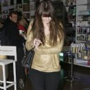 Mischa Barton - Shops On Sunset Blvd. In Hollywood, 2010-01-04
