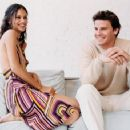David Boreanaz, Adriana Lima - Glamour Magazine Pictorial [United States] (August 2000)