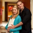 Mark Salling and Dianna Agron - 400 x 349
