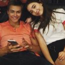 Rowan Blanchard and Peyton Meyer