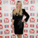 Holly Willoughby - TV Choice Awards 2010 At The Dorchester On September 6 In London, England
