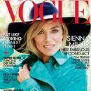 Sienna Miller Vogue Us Magazine January 2015