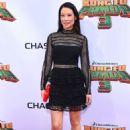 Lucy Liu Kung Fu Panda 3 Premiere In Hollywood