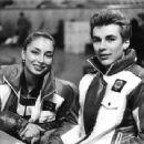Alexander Zhulin and Maya Usova